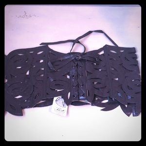 NWT Corset belt